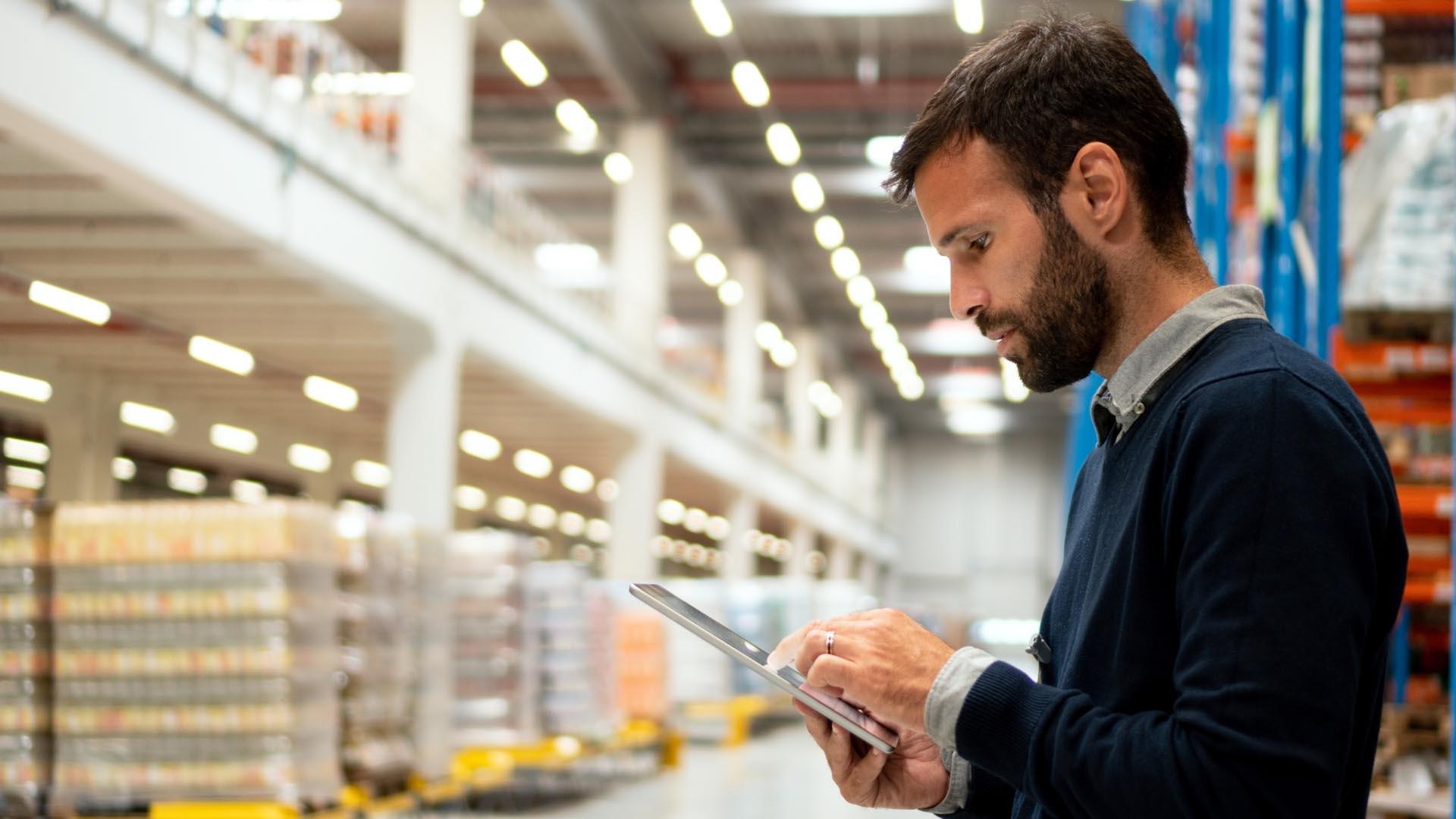 Inventory management: ottimizzare la supply chain grazie ai dati