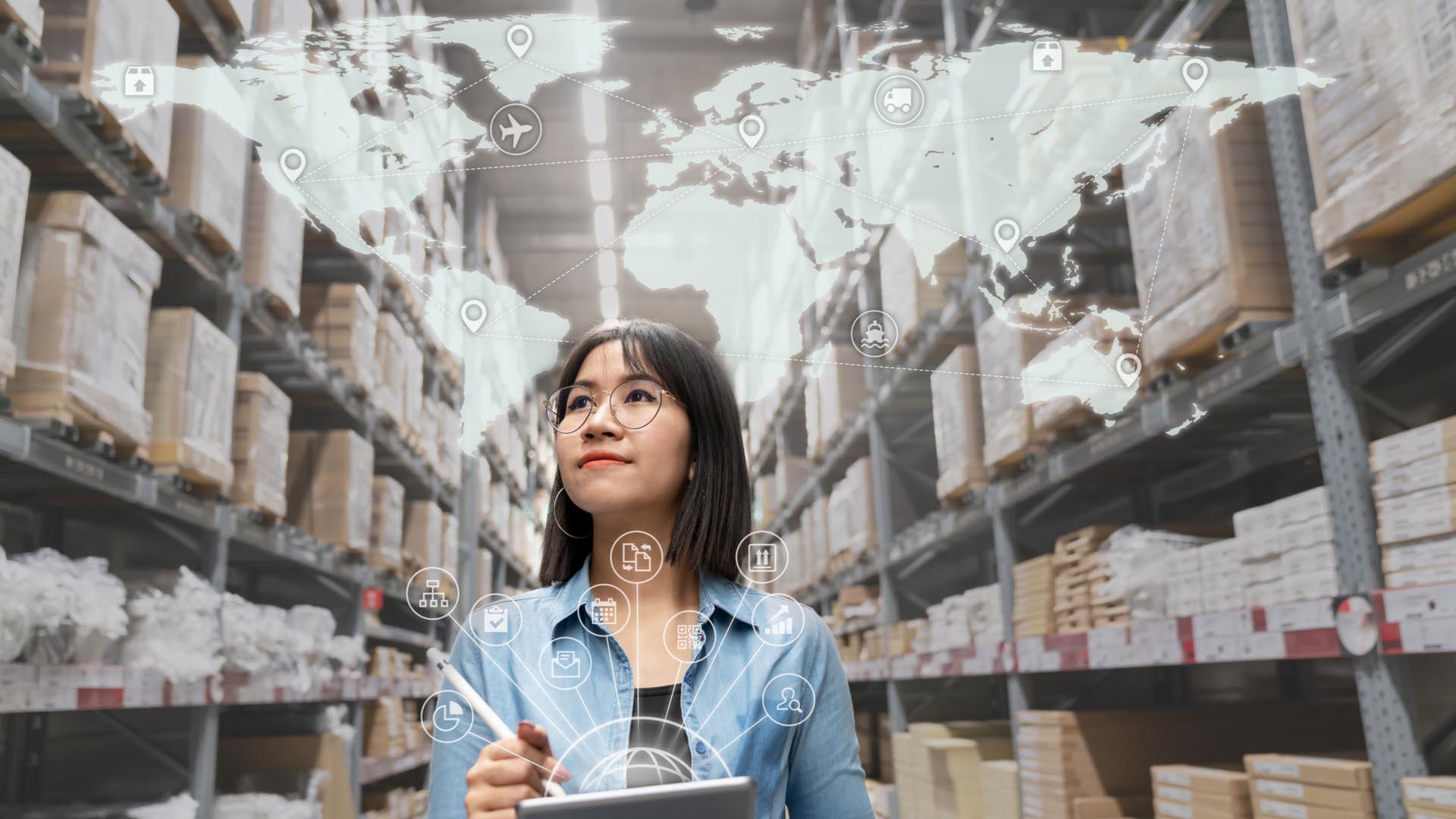 Supply Chain, dall'automazione alla virtual reality: i trend del 2021